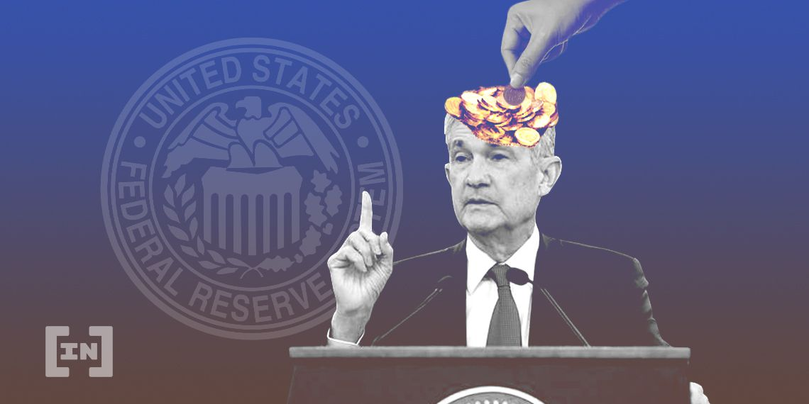 La Fed de Estados Unidos estaría evaluando lanzamiento de CBDC, según Jerome Powell