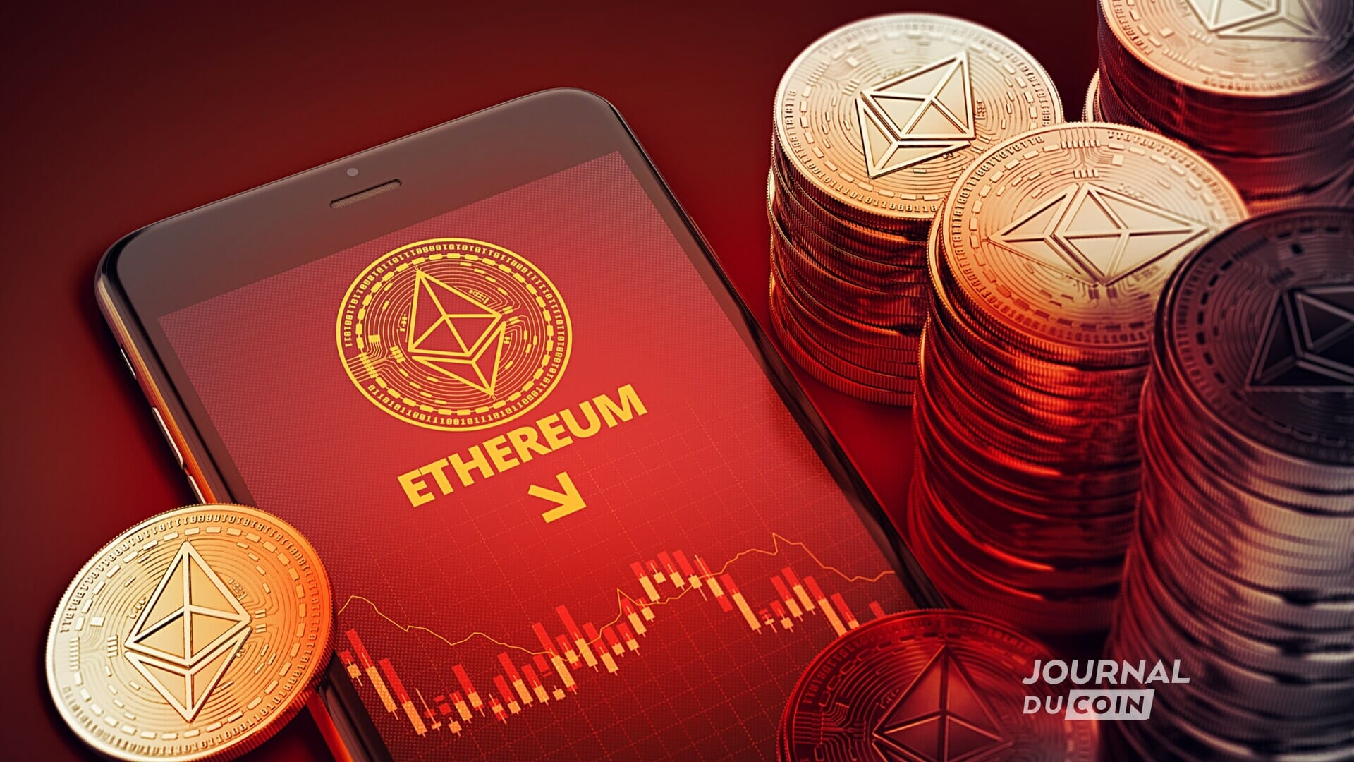 """Ethereum (ETH) à 1500$ – Le """"juste prix"""" de JP Morgan qui jette un froid"""