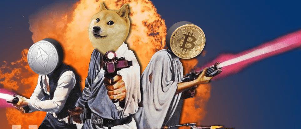 Dogecoin đang phổ biến hơn bao giờ hết bất chấp TX đạt mức thấp nhất kể từ năm 2017