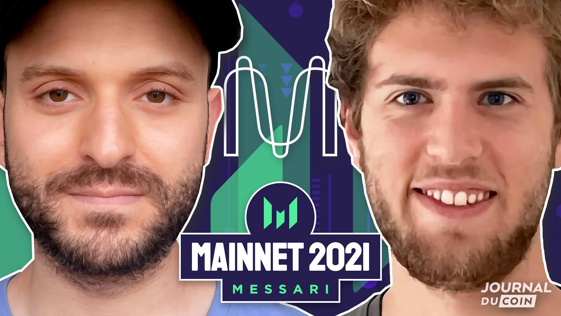 MINA, la blockchain la plus légère du monde – Entretien avec Evan Shapiro (Mainnet 2021)