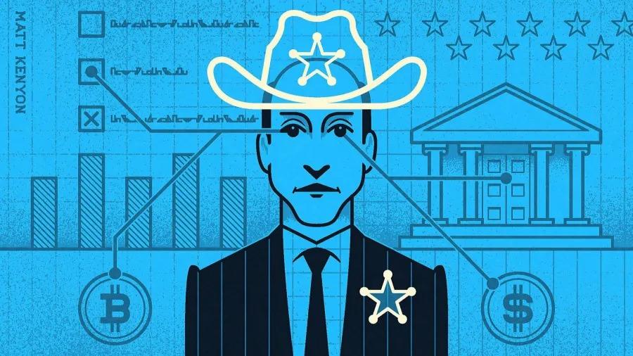 """Mike Novogratz: Chủ tịch SEC Gary Gensler muốn làm cảnh sát trưởng của """"thị trấn crypto"""""""