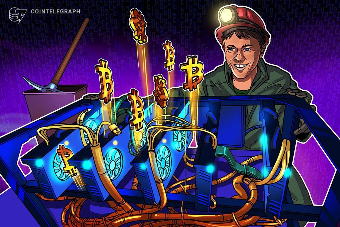 Da luglio la difficoltà di mining di Bitcoin aumenta del 31%