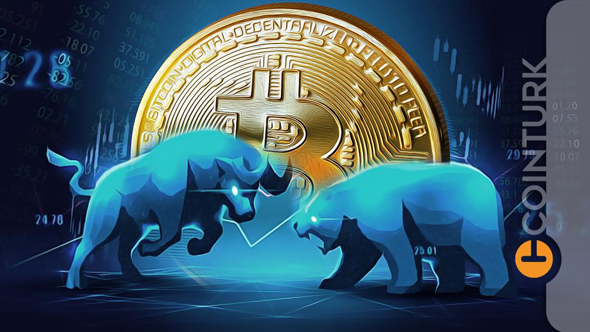 Bitcoin (BTC), Yeniden 44.000 Dolar Seviyelerinde! (Güncel Piyasa Analizi)