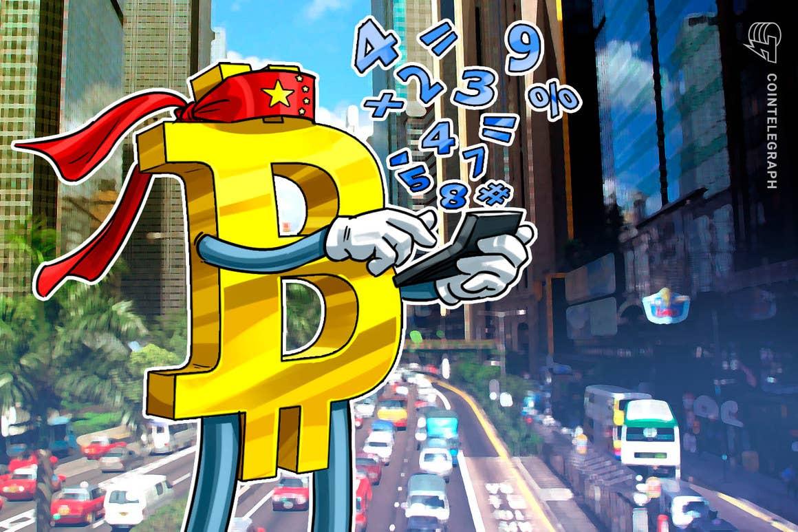 Solo un'altra bolla? I massimi del prezzo di Bitcoin seguono i cicli del debito cinese