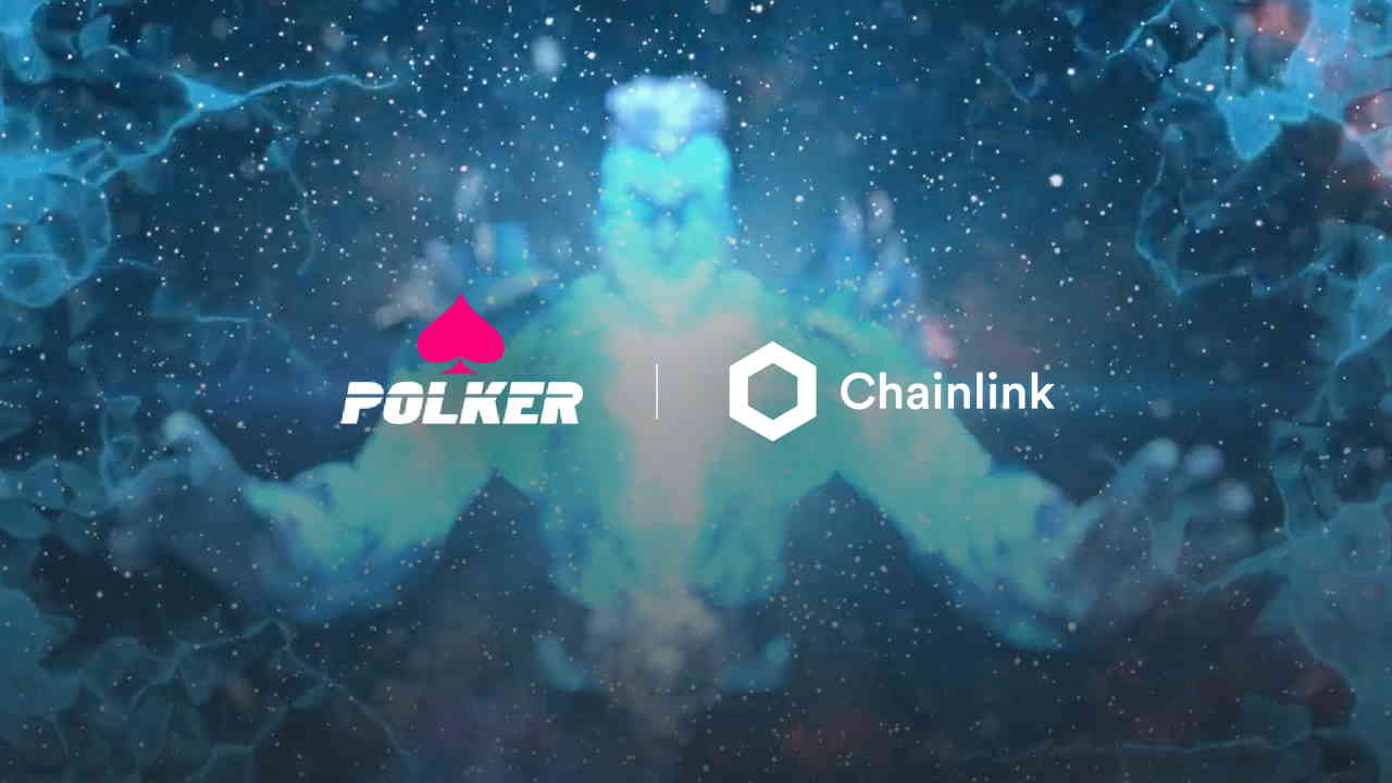 Polker Is Integrating Chainlink Price Feeds Into Its Multi-Crypto Marketplace