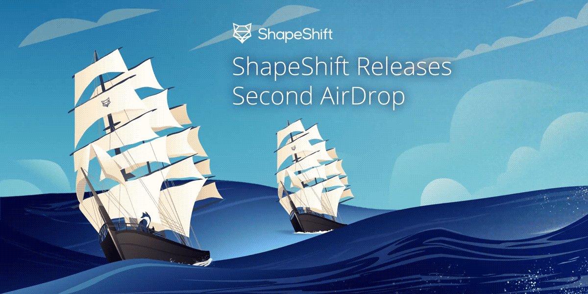 彌補先前遺珠,ShapeShift再空投660萬枚FOX、總價值逾200萬美元