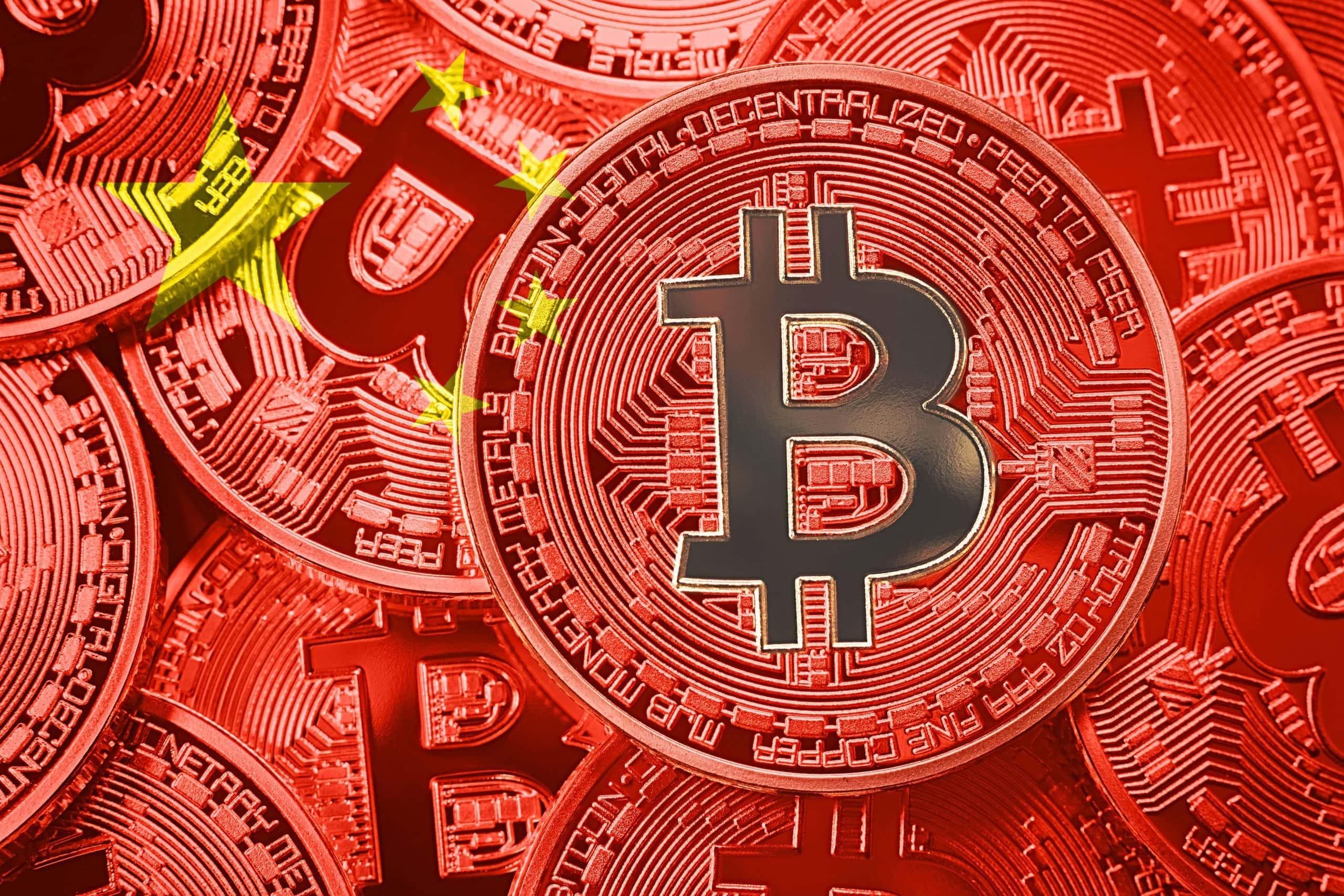 Chinesische Zentralbank verbietet Bitcoin-Transaktionen