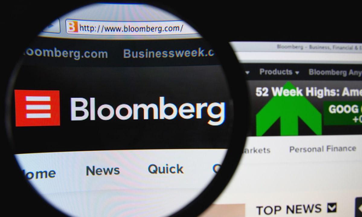 Bloomberg เผยแพร่ข่าวปลอมเกี่ยวกับการแบน Bitcoin ของจีน ราคาร่วงแรง