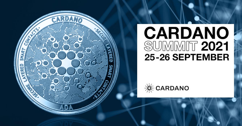 Cardano 2021 峰會將至:將示範 dAppStore、可能更新 Hydra 資訊,NFT 碎片化協議現身