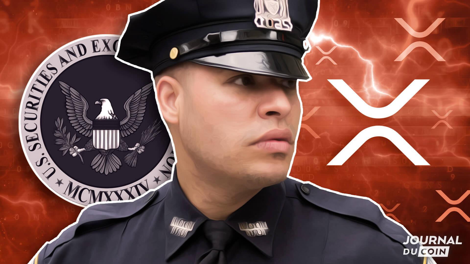 Ripple (XRP) se voit refuser le droit de fouiller dans le linge sale du gendarme financier US