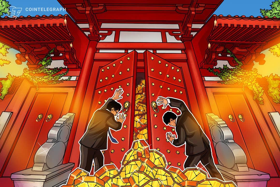 I regolatori cinesi uniscono le forze per reprimere le crypto