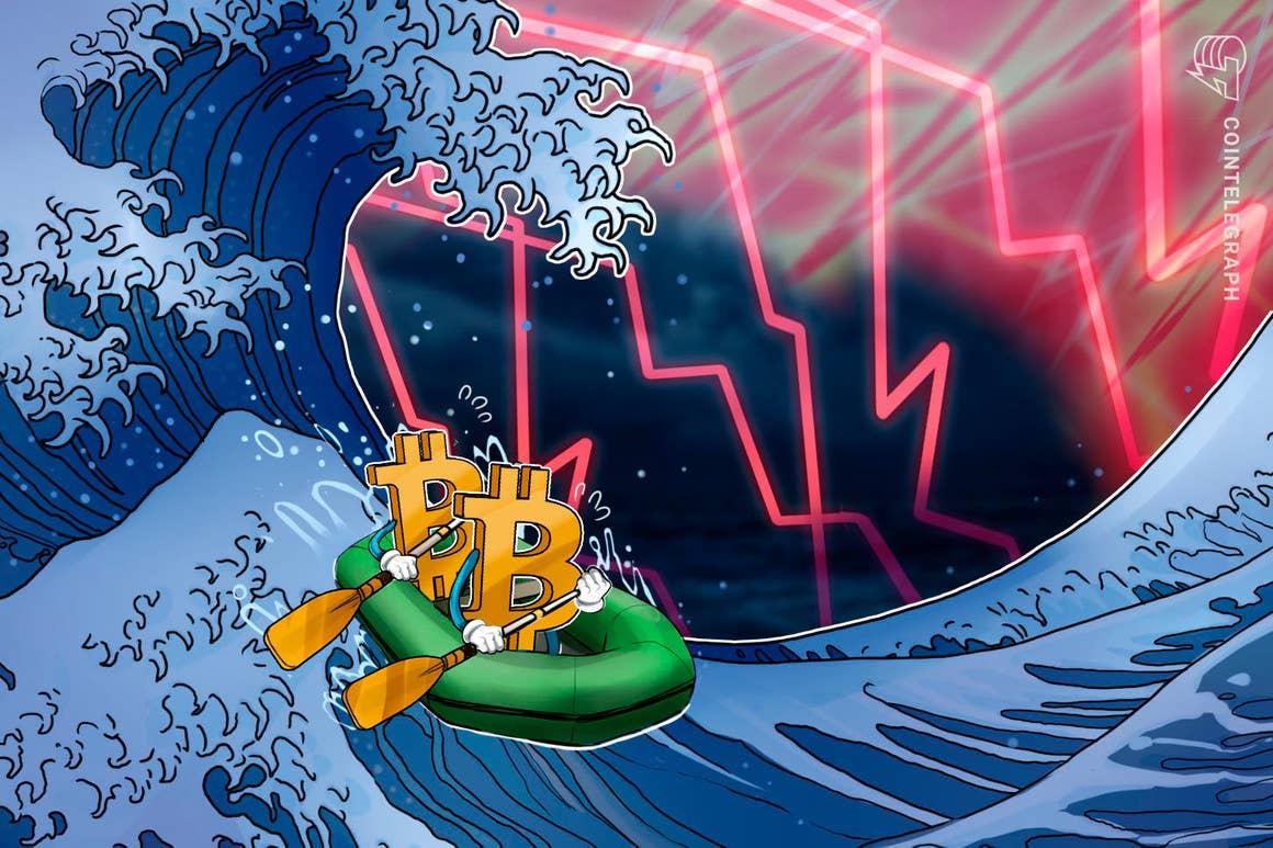 """La """"prohibición"""" de las criptomonedas por parte de China durante semanas hace que el precio de Bitcoin caiga hasta los 42,000 dólares"""