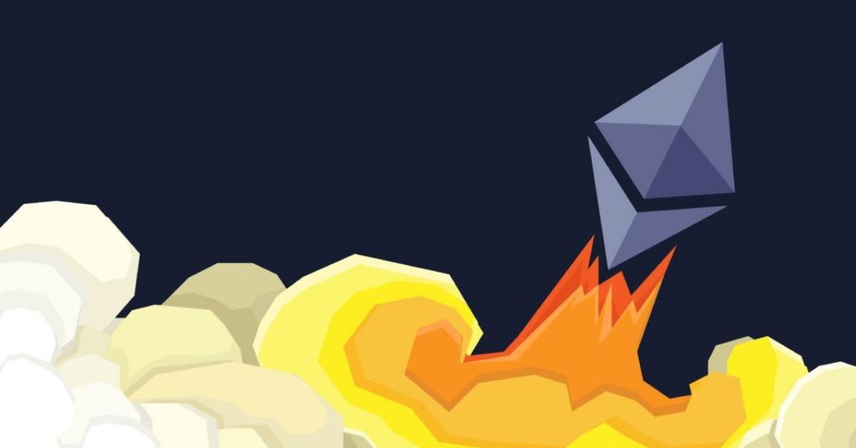 Ethereum : le nombre d'Ethers placés sur les crypto-bourses au plus bas