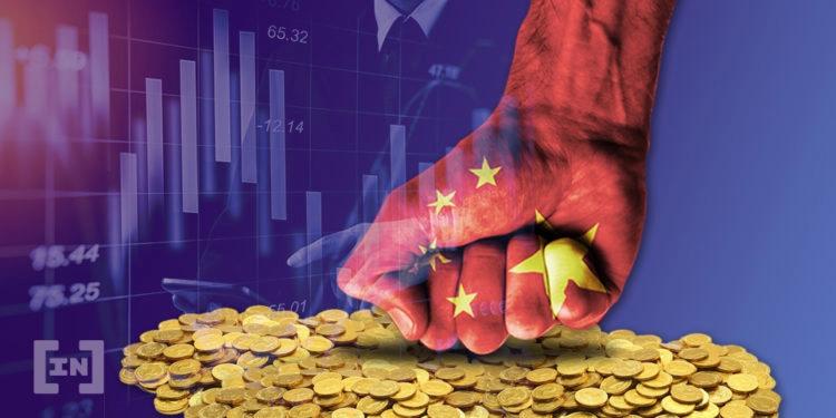 China criminaliza operações cripto