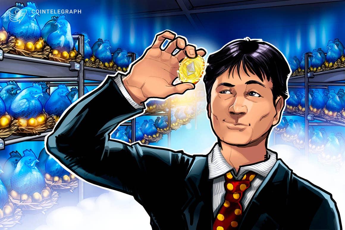 Los grandes inversores pasan de Bitcoin a los futuros de Ether, afirma JPMorgan