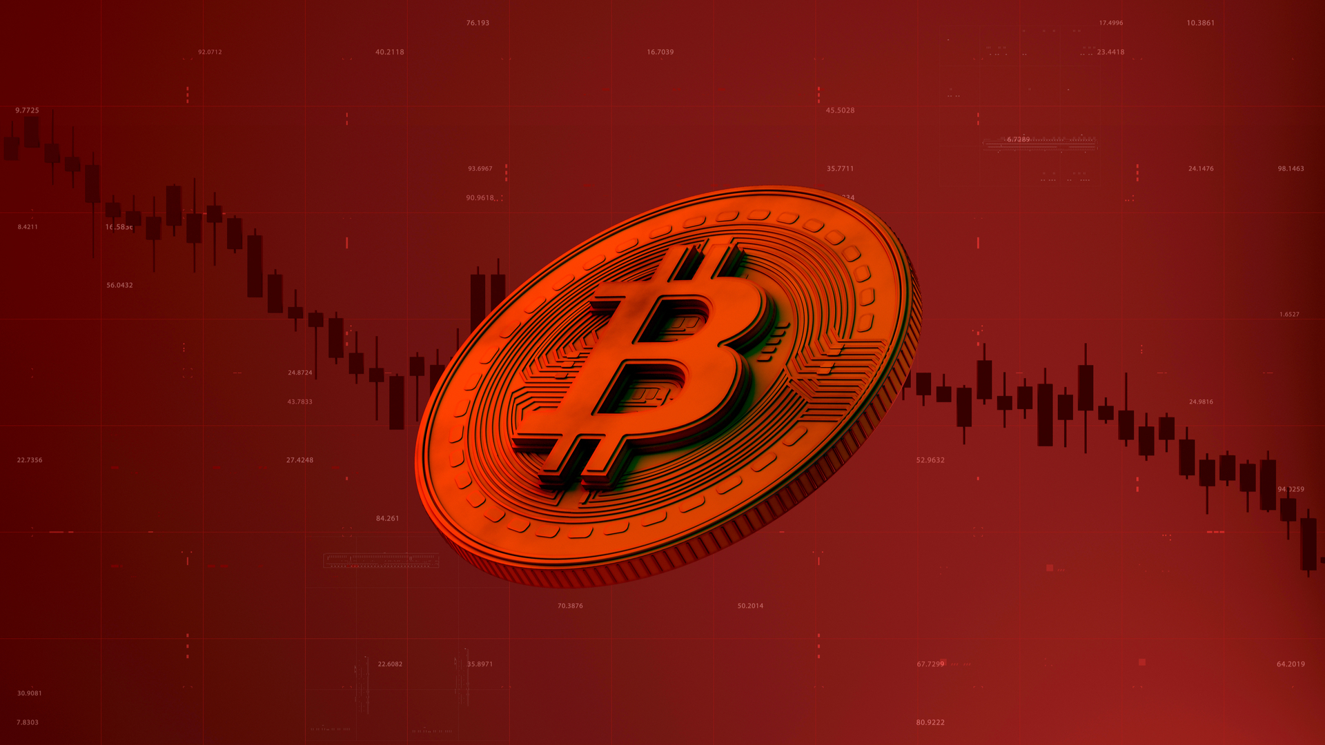 Bitcoin em queda: entenda os motivos