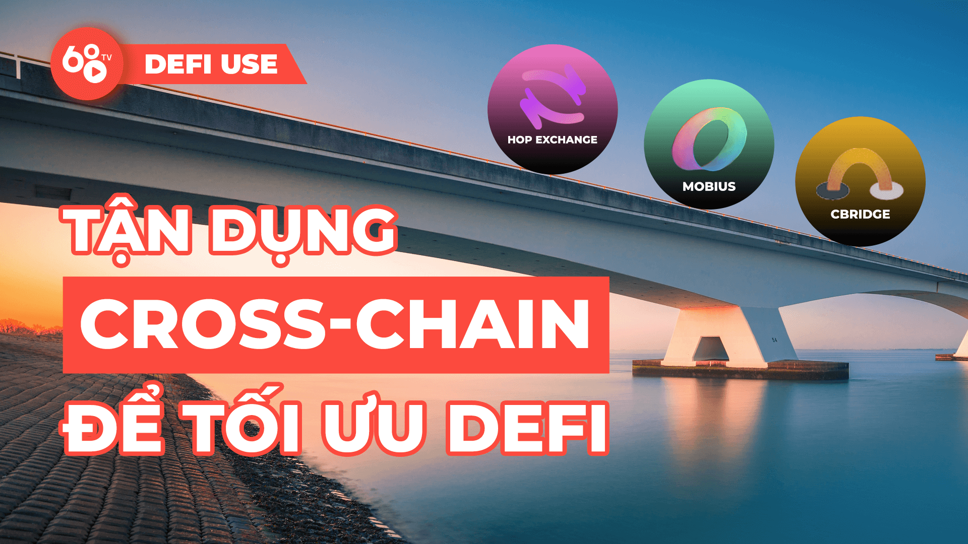 DeFi Use: Sử dụng cross-chain để tối ưu DeFi – Trải nghiệm Mobius, cBridge của Celer & Hop Exchange