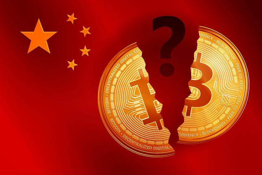 """Çin, Kripto Para İle İlgili Ticari Faaliyetlerin """"Yasadışı"""" Olduğunu Açıkladı: Bitcoin Fiyatı Ciddi Düşüş Yaşadı!"""