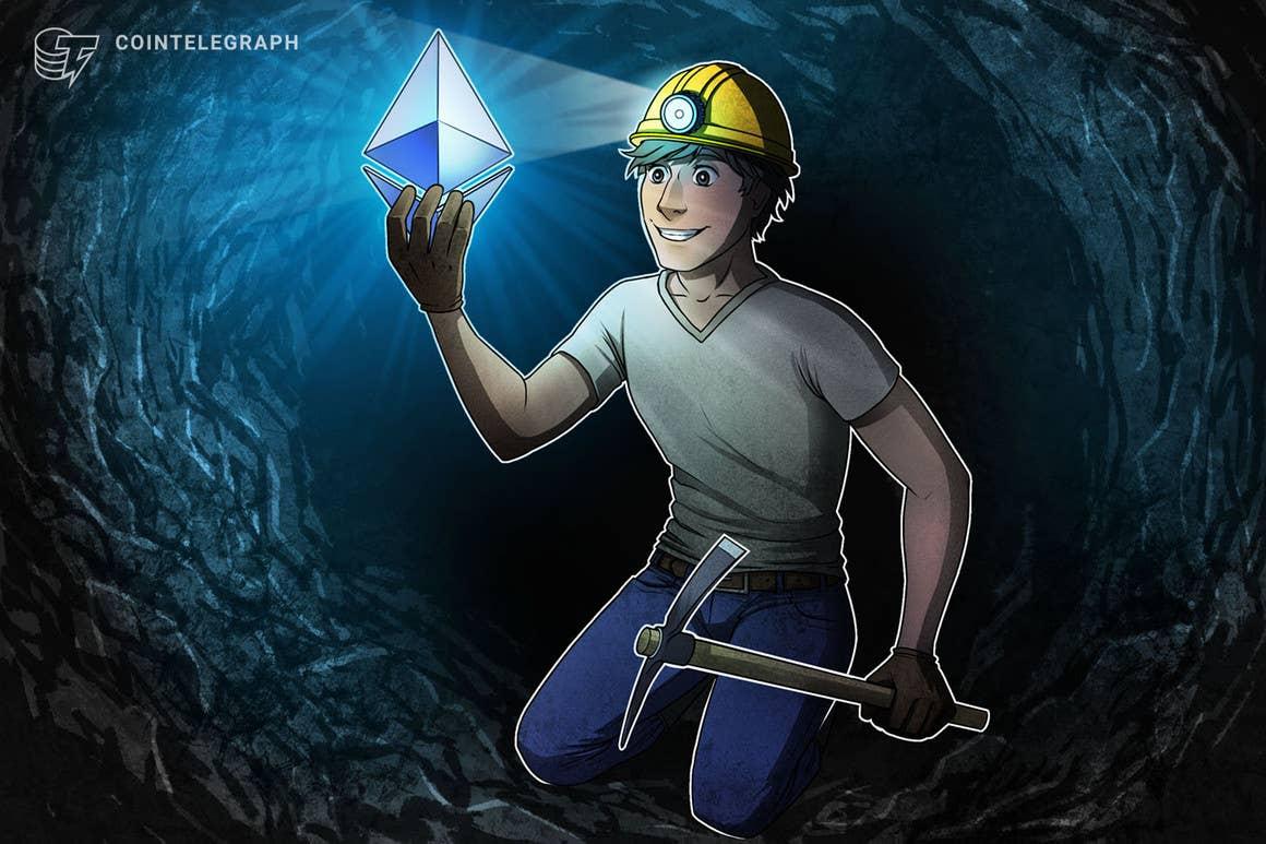 Golem lanza una aplicación para minar Ethereum en el portátil... pero es difícil obtener ganancias