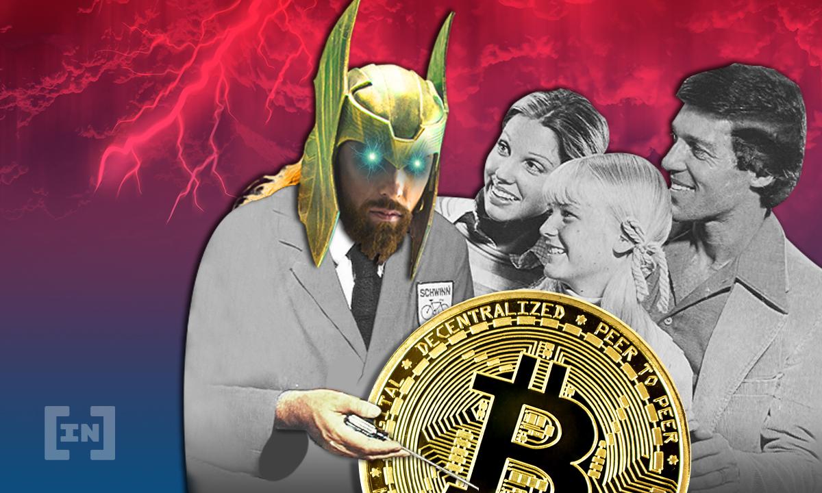 Lightning Network do Bitcoin atinge máxima histórica