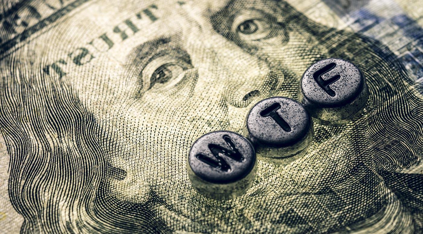 Na surdina, congresso dos EUA introduz emenda que dá mais poder ao FED para imprimir dólares