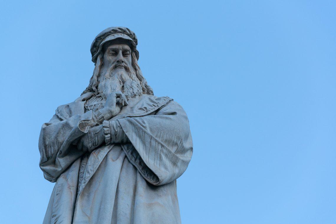 Leonardo da Vinci e gli NFT? La crypto truffa sventata per 200 persone