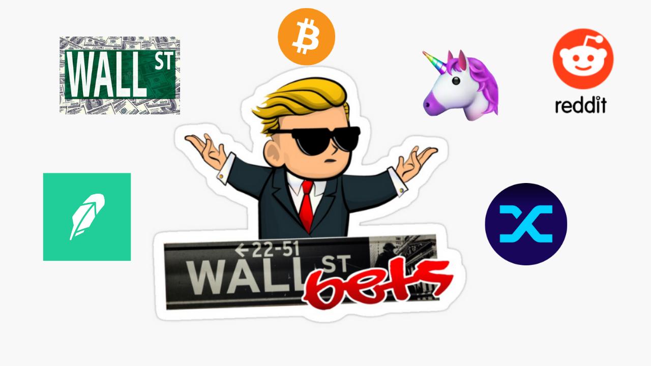 """WallStreetBets ra mắt Subreddit dành riêng cho """"sân chơi"""" tiền mã hóa"""