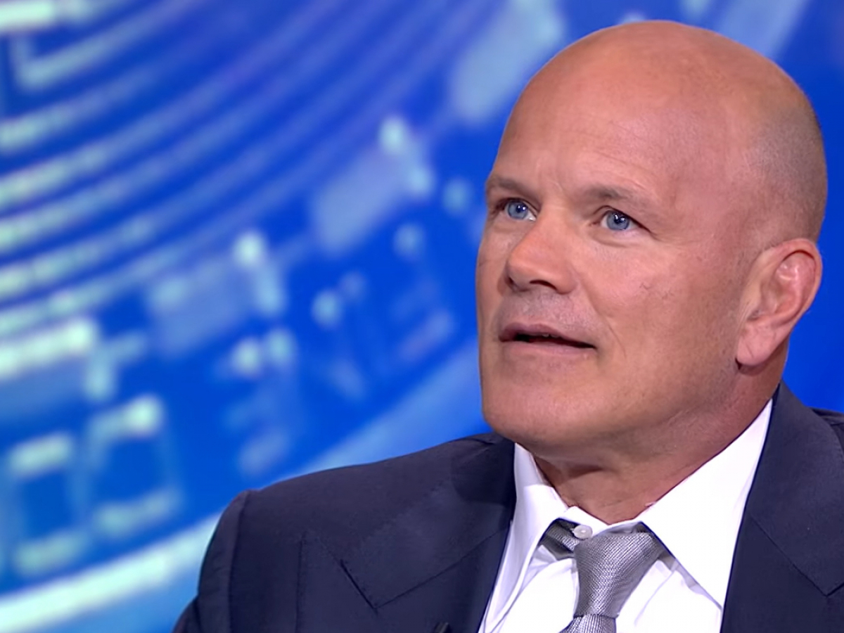 Mike Novogratz Believes BTC and ETH Will Consolidate Now