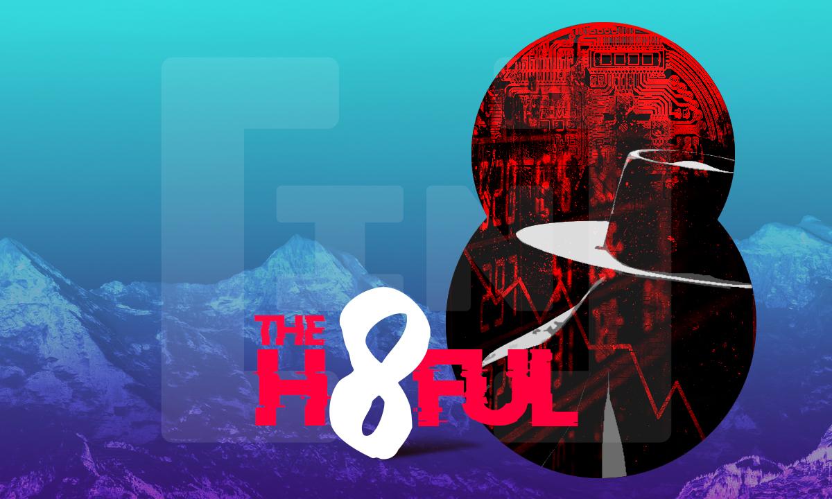 Hateful Eight : HT, SUSHI, EOS, FIL, OKB, IOTA, AUDIO, AAV Biggest Losers Sept 17-24