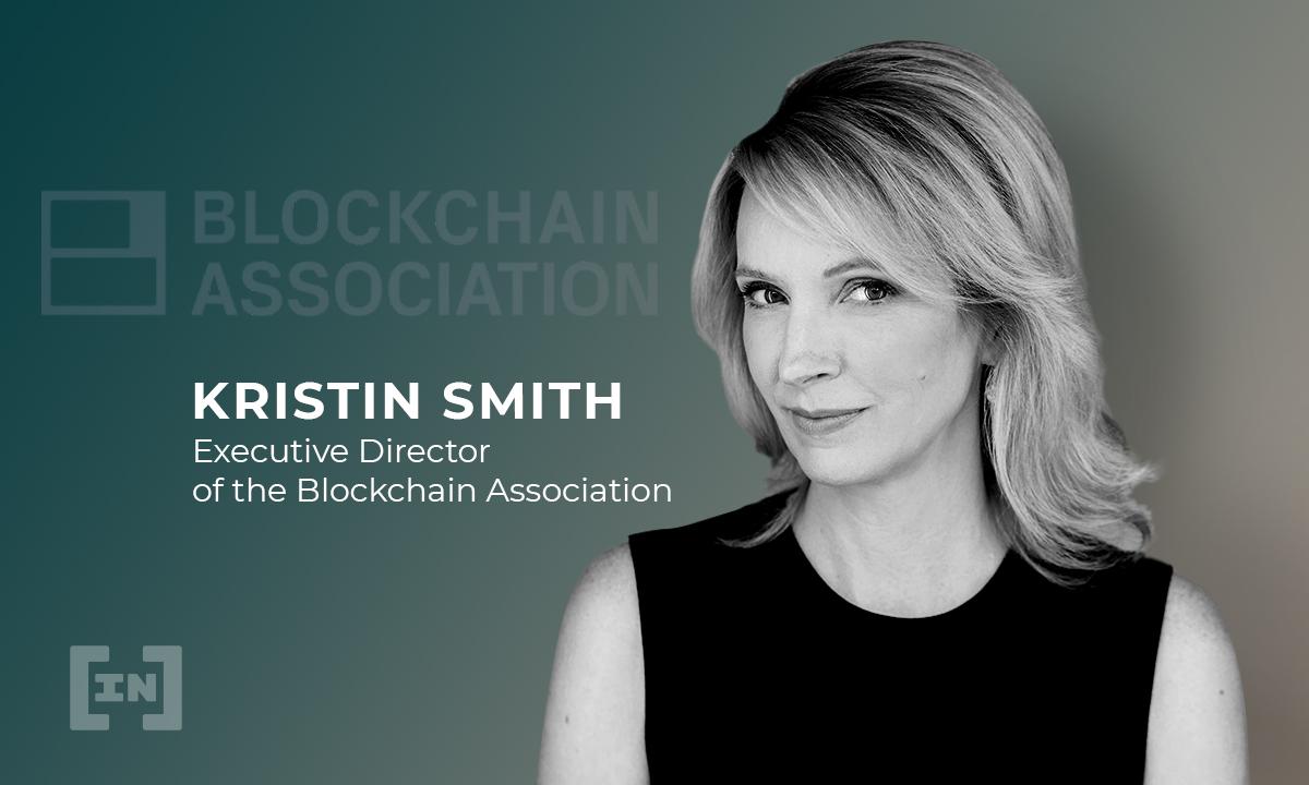 «Les réseaux crypto seront à la base d'une multitude de choses» déclare Kristin Smith de la Blockchain Association