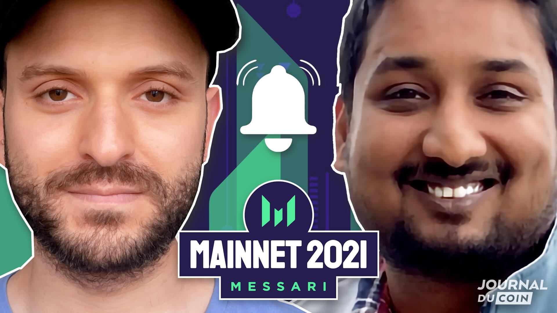 EPNS, la révolution de la notification grâce à Ethereum ? Entretien avec Harsh Rajat (Mainnet 2021)