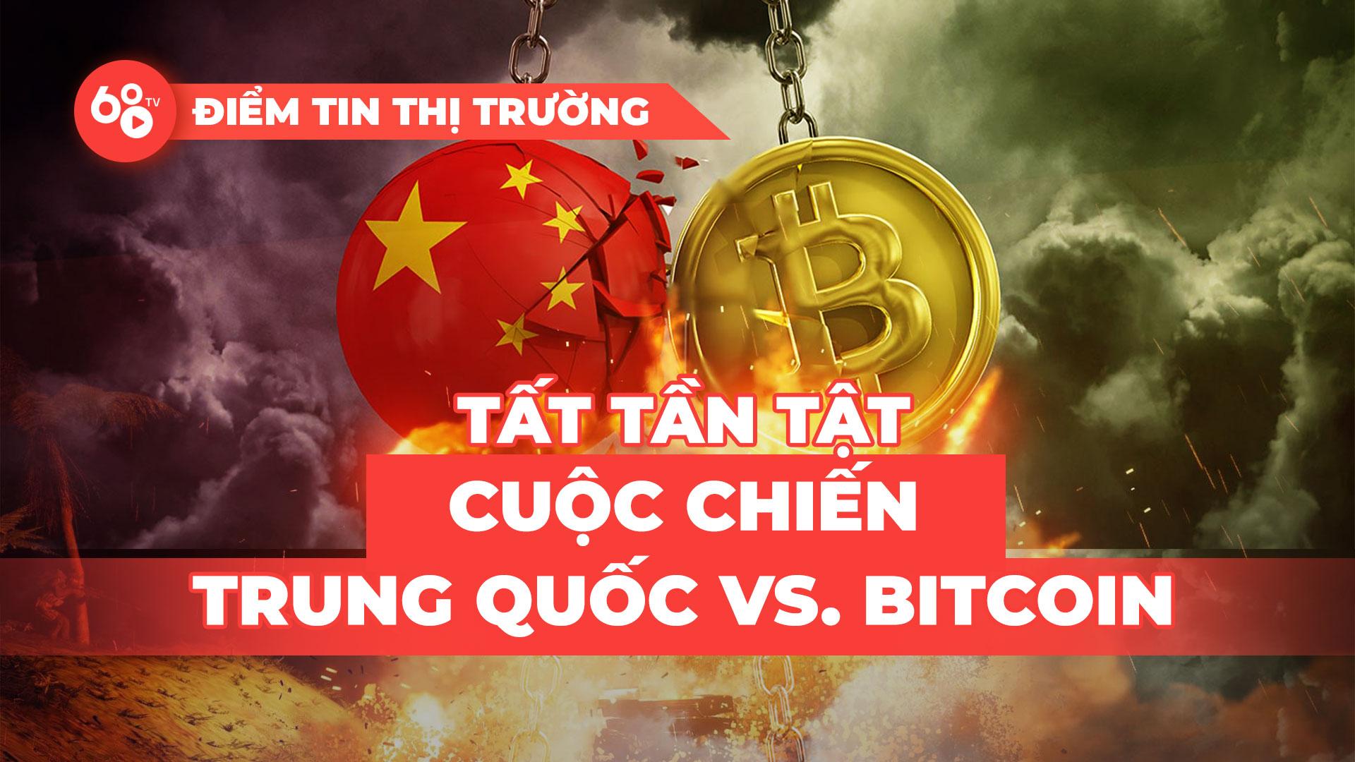 Toàn cảnh drama Trung Quốc cấm Bitcoin – Cuộc chiến dai dẳng hơn 1 thập kỷ