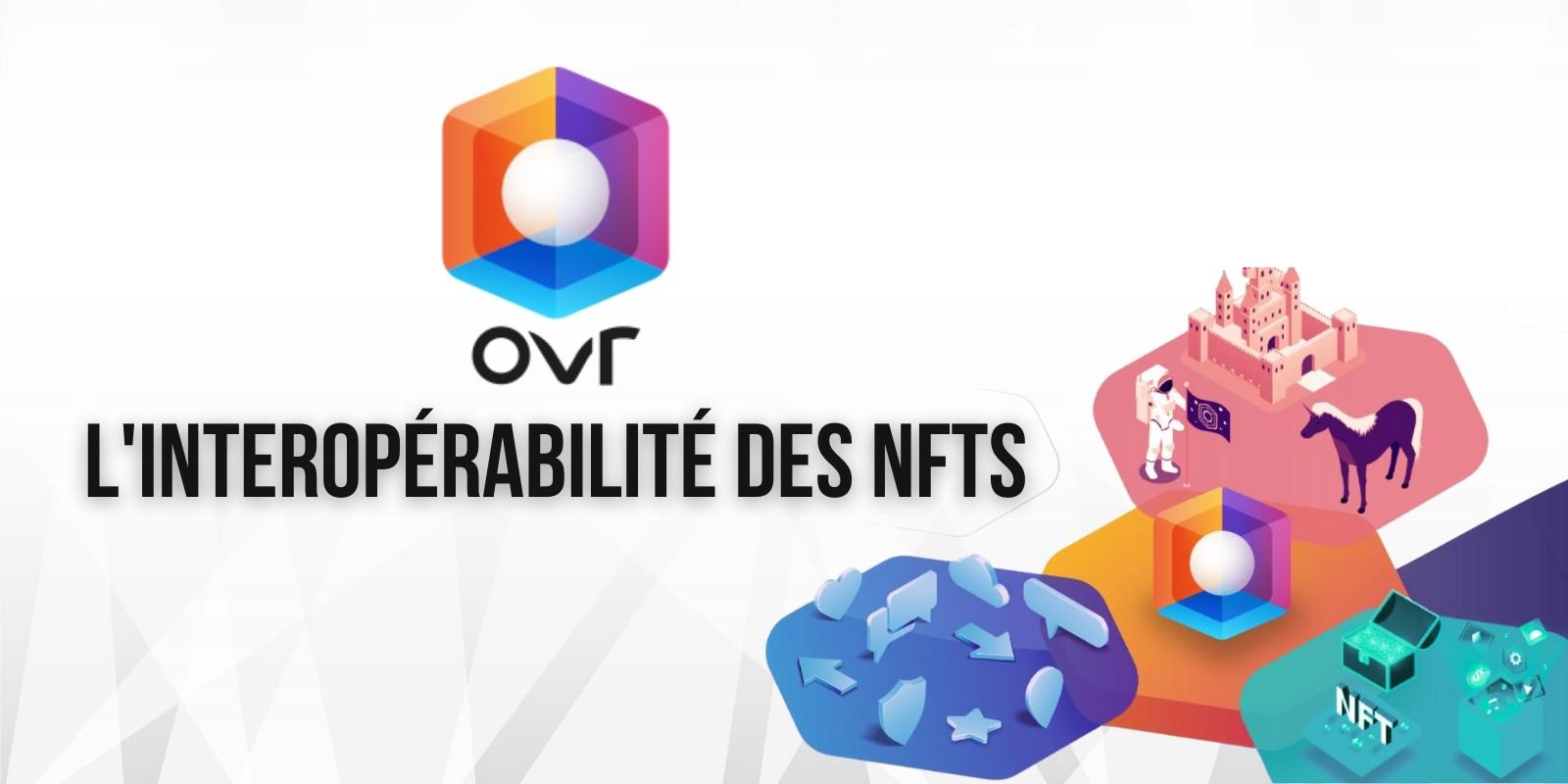 À la découverte de l'interopérabilité des NFTs dans les mondes virtuels grâce à la technologie d'OVR