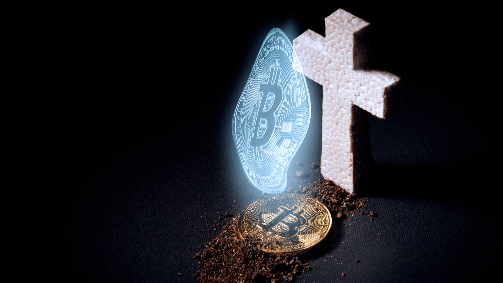 Quantas vezes o Bitcoin morreu? 37 só este ano