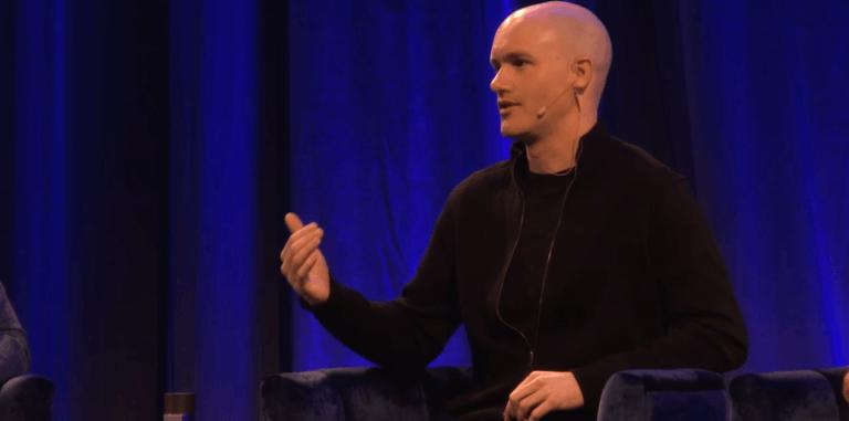 Coinbase CEO Brian Armstrong: 'I Own a Ton of Bitcoin'