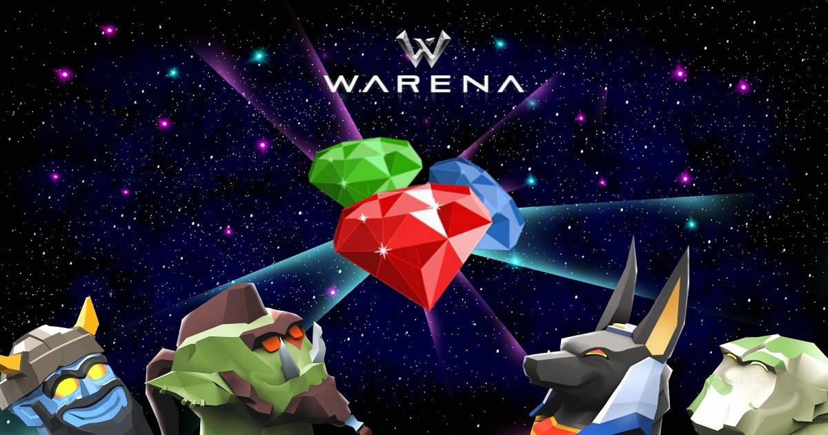 โครงการ Warena ประกาศพันธมิตรทั้ง DAO Maker , Master Ventures , Momentum 6