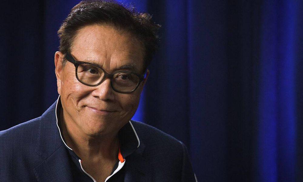 ผู้แต่งหนังสือพ่อรวยสอนลูก Robert Kiyosaki แนะให้ลงทุน Ethereum เพื่อป้องกันการล่มสลายของเศรษฐกิจ