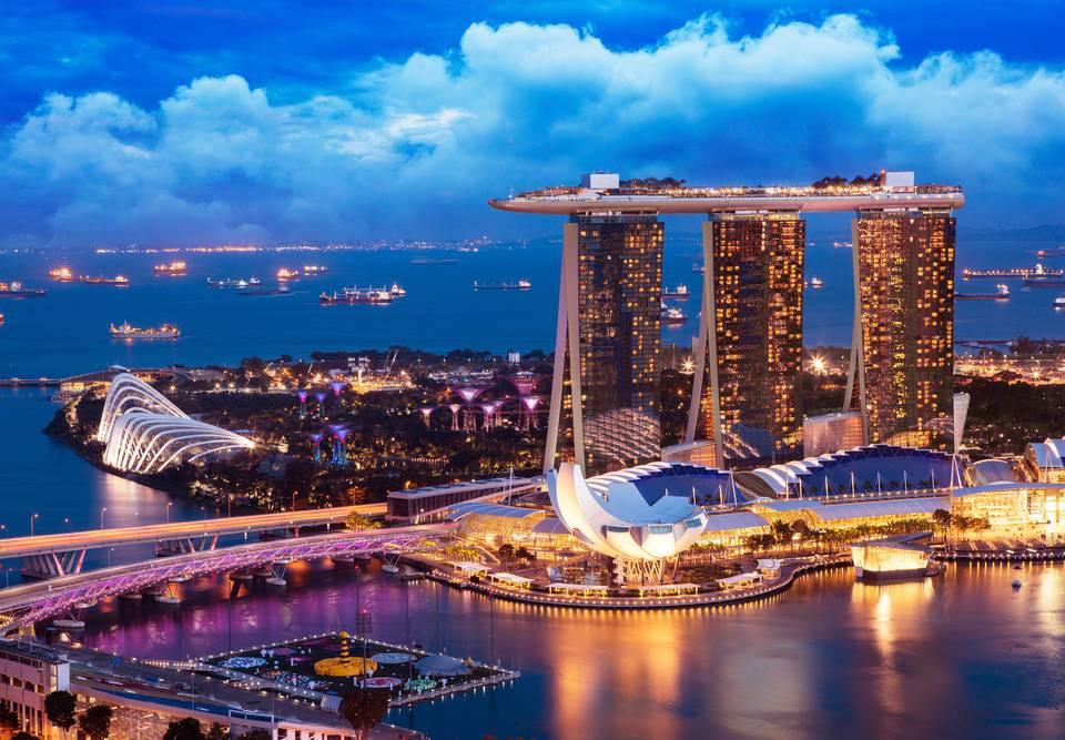 全球监管浪潮之下,新加坡正成为亚洲加密货币的「新大陆」