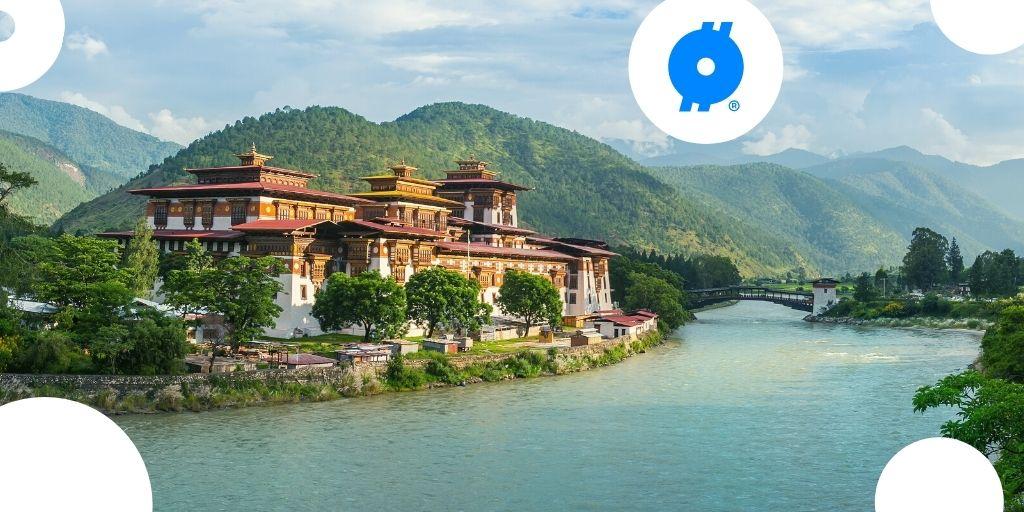 Ripple (XRP) helpt Bhutan om CO2 negatief te worden door ontwikkeling CBDC