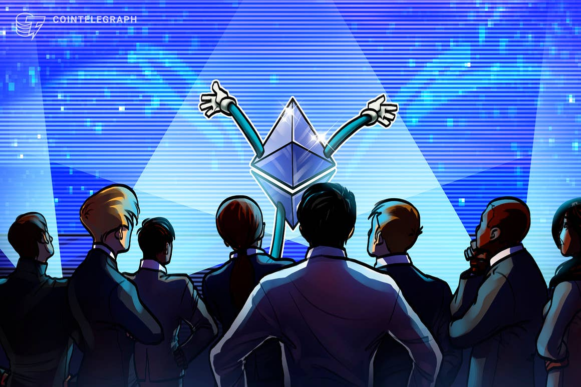 Ethereum price gets back to $3K as institutional investors pile into ETH futures