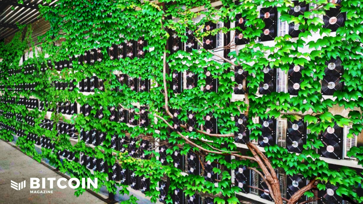 Bitcoin Mining With Clean Energy Changes The World