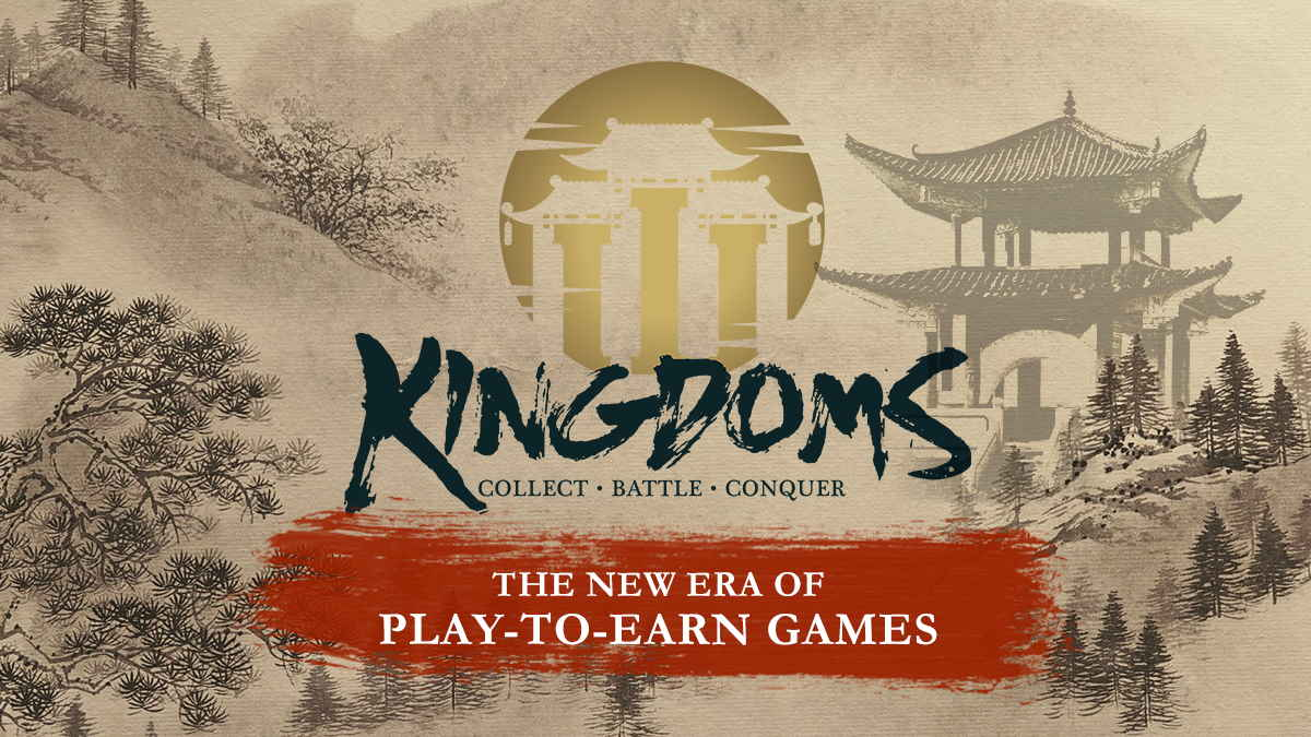 The Three Kingdoms: The New Era of Play-to-Earn Games