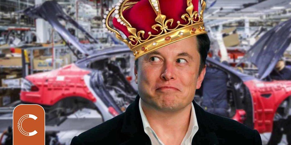 """Dolce&Gabbana, Elon Musk'ı """"Kripto Kralı"""" Olarak Taçlandırmak İstiyor"""