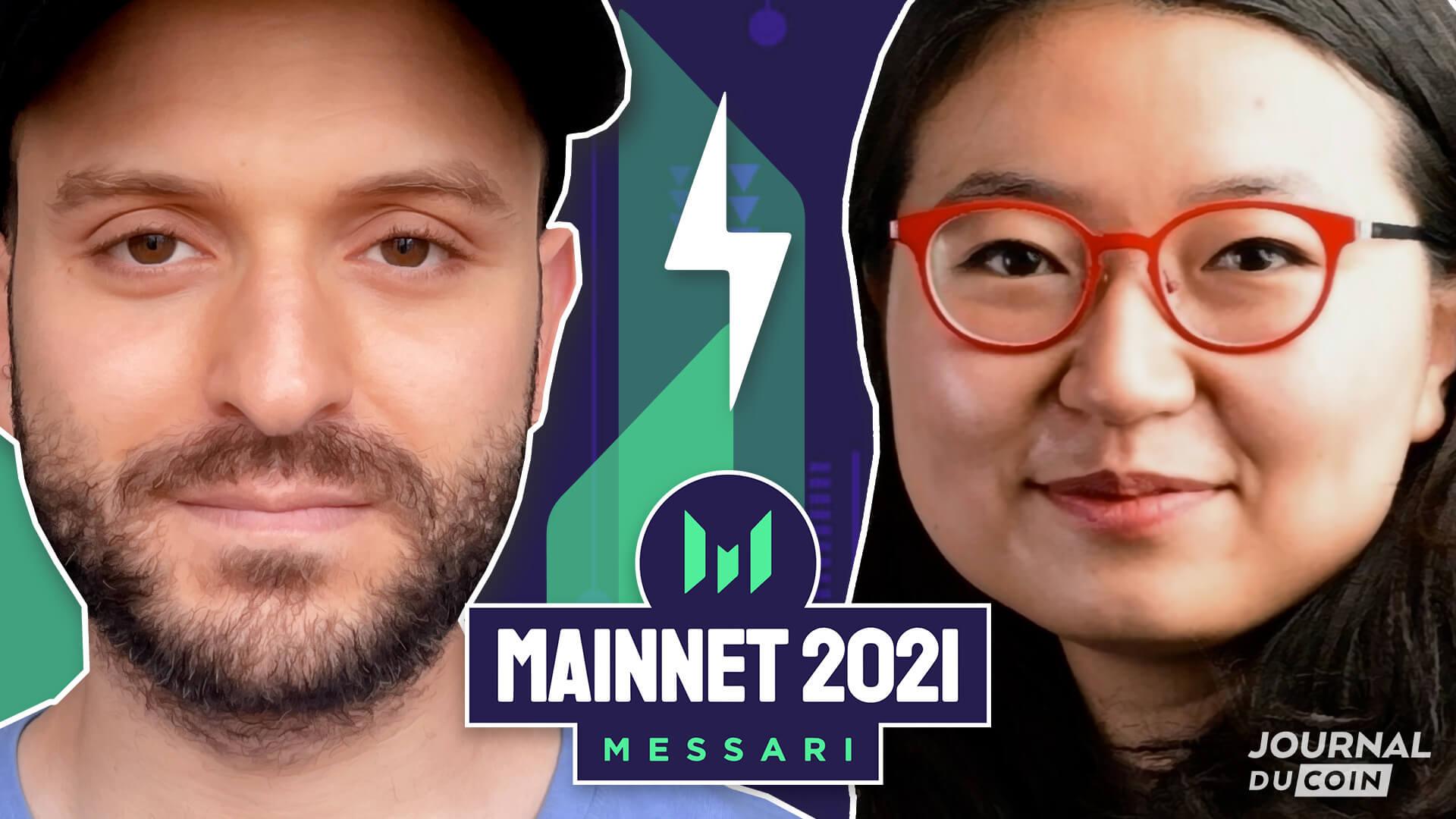 Electric Capital, le capital-risque qui célèbre la crypto – Entretien avec Maria Shen (Mainnet 2021)