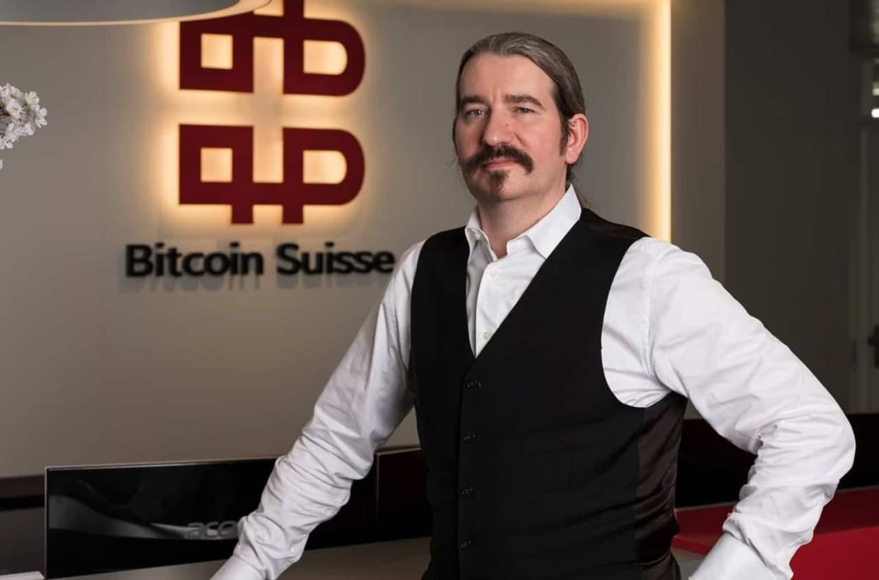 Swiss crypto broker Bitcoin Suisse founder hints at potential IPO