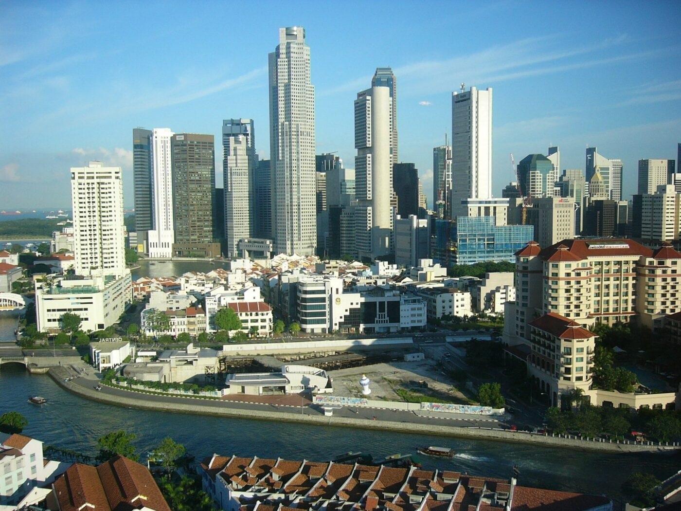 Macht Binance in Singapur dicht?