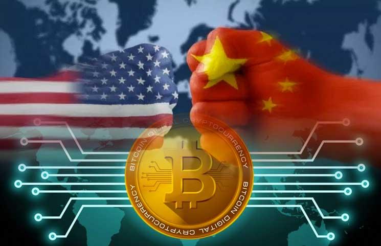 นี่แค่เพิ่งเริ่ม! สงคราม Cryptocurrency ระหว่างสหรัฐฯ และจีนกำลังเริ่มต้น