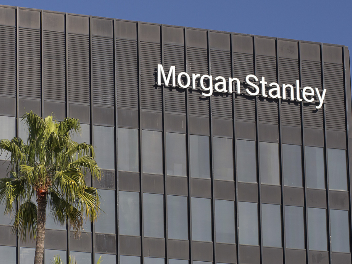 Morgan Stanley Fund Increases Stake in Grayscale Bitcoin Trust