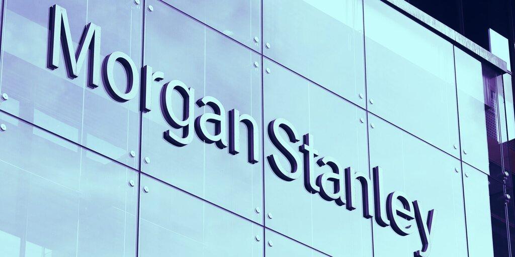 Morgan Stanley Is Bullish on 'Crypto Bank' Silvergate