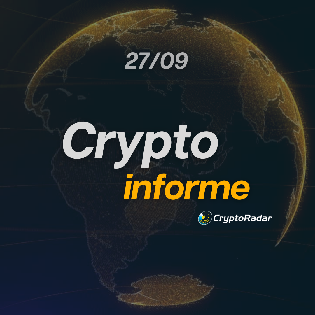 CryptoInforme 27/09